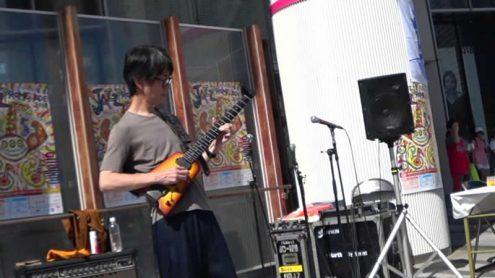 横濱ジャズプロムナード Sakoty(Gt)