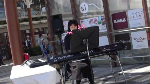 横濱ジャズプロムナード2018 Miho(Key)