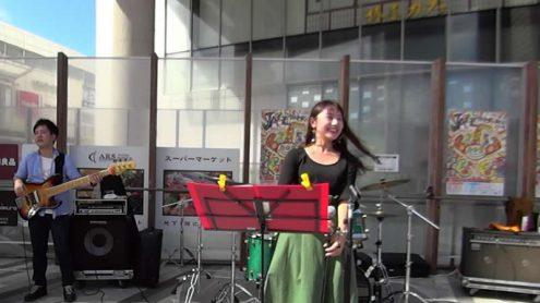 横濱ジャズプロムナード2018 さいとうあゆみ(Vo)